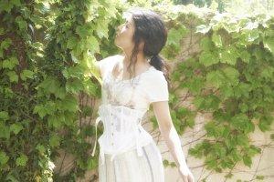 画像3: 砂ファン ショート ホワイト(夏用)